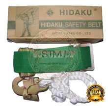 Safety belt hidaku