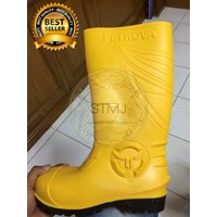 Jual Sepatu boot safety petrova