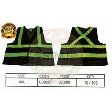 Rompi proyek / safety vest G3822