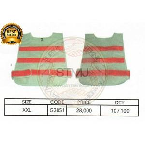Rompi proyek / safety vest G3851