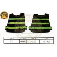 Rompi proyek / safety vest G3852 1