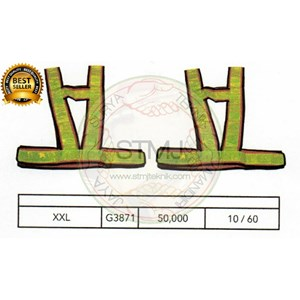Rompi proyek / safety vest G3871