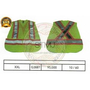 Rompi proyek / safety vest G3881