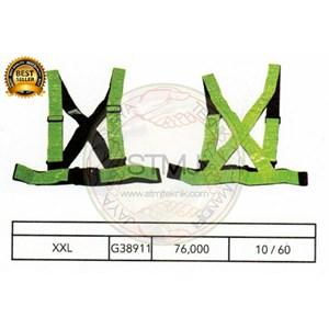 Rompi proyek / safety vest G38911