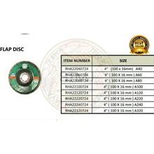 Flap disc / amplas susun roha