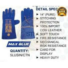 Sarung tangan kulit las 14