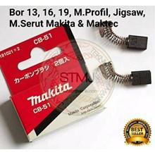 Carbon brush CB51 makita & maktec