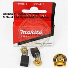 Carbon brush CB411 makita & maktec
