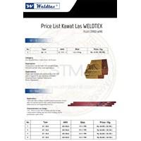 Kawat las weldtex 2