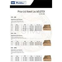 Kawat las weldtex 5