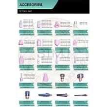 Accesories tig torch part 1