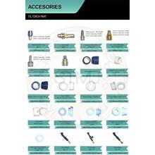 Accesories tig torch part 3
