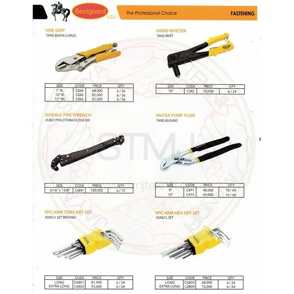 Tang buaya dan tang rivet bestguard