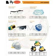 Kacamata gerinda las dan masker bestguard