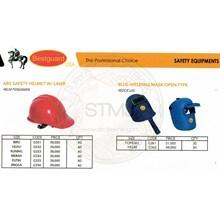 Helm proyek dan kedok las bestguard