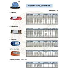Webbing sling shuang ge 1