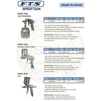 Jual Spray gun fts japan