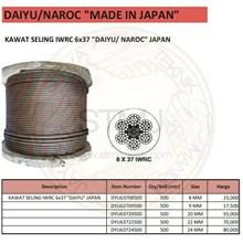 Kawat seling iwrc japan