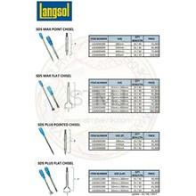 Point chisel dan flat chisel langsol 1