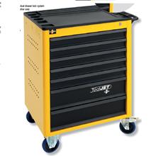 Roller Tool Cabinet ToolJet 1225-LO T