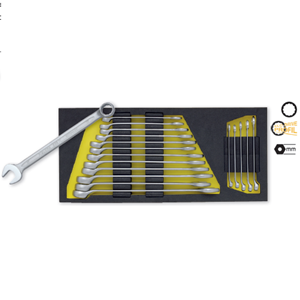 Kunci Pas - Module Combination Spanners Cranked OMS-1