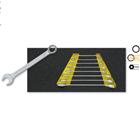 Kunci Pas - Module Combination Spanners Bent OMS-9 1