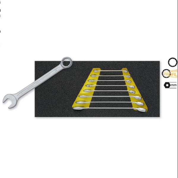 Kunci Pas - Module Combination Spanners Bent OMS-9