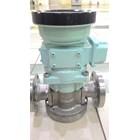 Oval flow meter 1