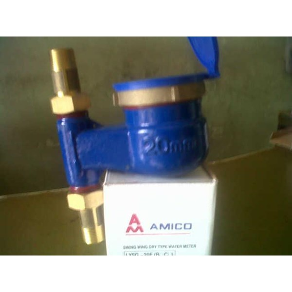 amico water meter  vertical