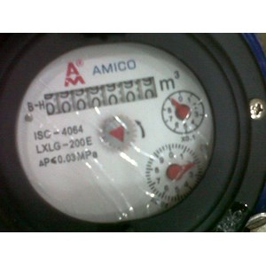 Amico Water Meter LXLG 100E