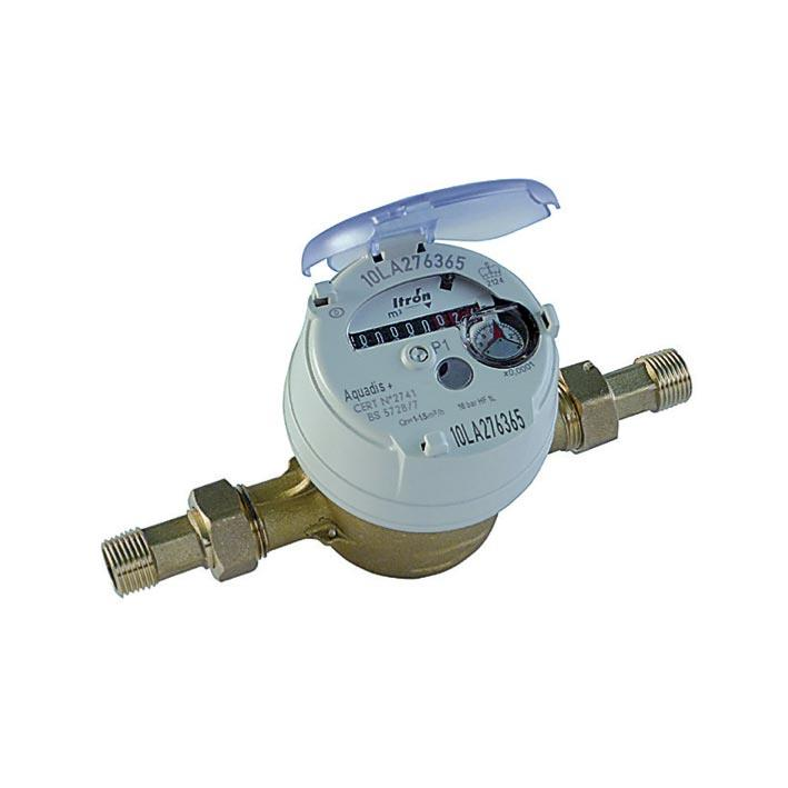 Itron Electric Meters : Sell itron aquadis water meter from indonesia by centra