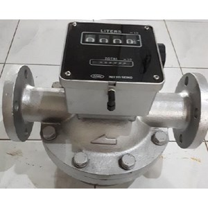 FLOW METER NITTO SEIKO MODEL RS Z8 2 INCH