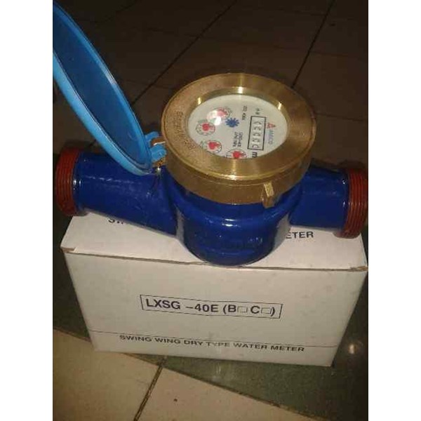 water meter amico 1 1/2 inch LXSG-40E