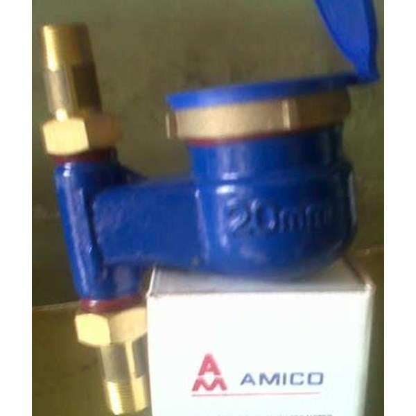 Water Meter Amico Vertical DN20 3/4 inch