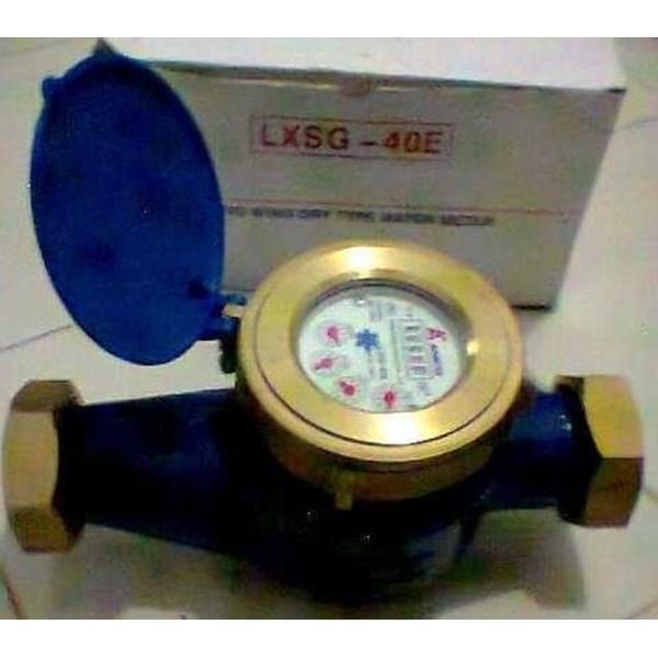 "Water Meter Amico 1 1/2"" LXSG-40E"