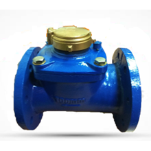 water meter powogaz air dingin 4 inch