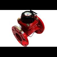 Jual flow meter shm hot water 3 inch