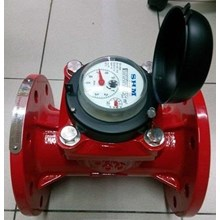Water Meter SHM 6 inch 150mm