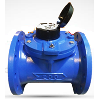 Jual Water Meter Itron 8 inch