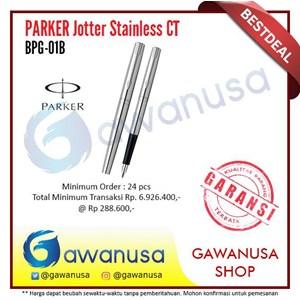 Pulpen Parker Jotter Stainless Ct