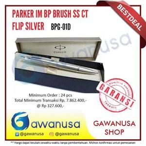 Pulpen Parker Ct Flip Silver