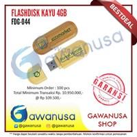 Jual Flash Disk Kayu 2