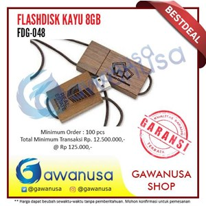 Flash Disk Kayu