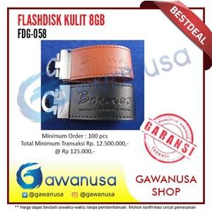 Flash Disk Kulit
