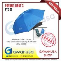 Payung Promosi Lipat 3 1