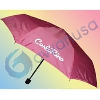 Beli Payung Promosi Lipat 3 4