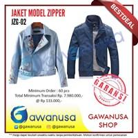Jaket Zipper