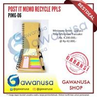 Distributor Kertas Memo & Sticky Notes Persegi 3