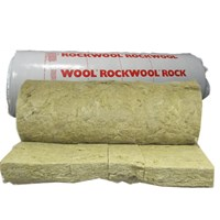 Peredam Thermal Rockwool Lembaran