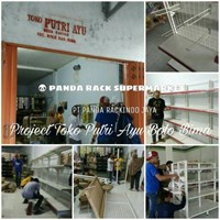 Panda Rak Supermarket D4 Island Gondola Start Murah 5
